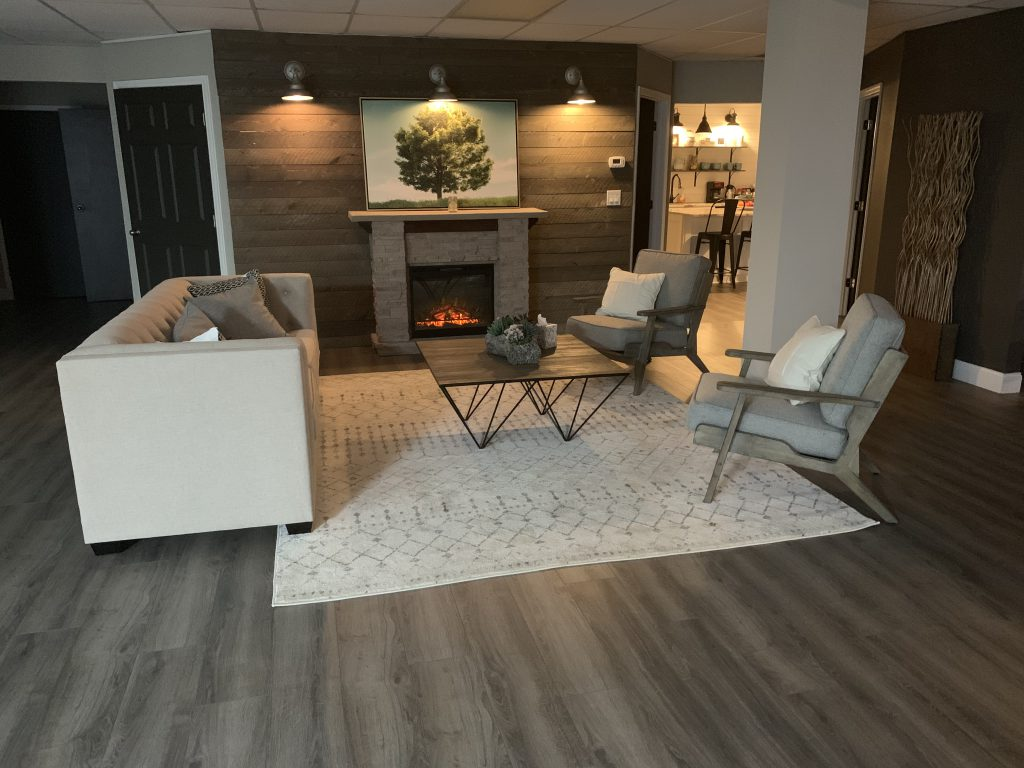 Lounge at The Summit Wellness Group Roswell