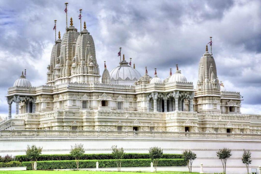 BAPS Shri Swaminarayan Mandir - Lilburn