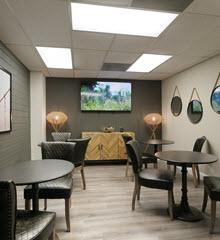 The Summit Wellness Group Lounge